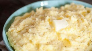 The Best Creamiest Mashed Potatoes