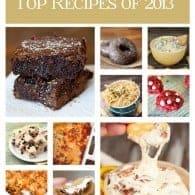 top recipes 2013