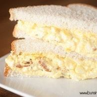 cheddar bacon egg salad recipe