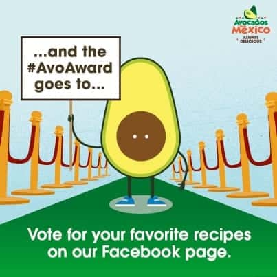Avo Awards! recipe
