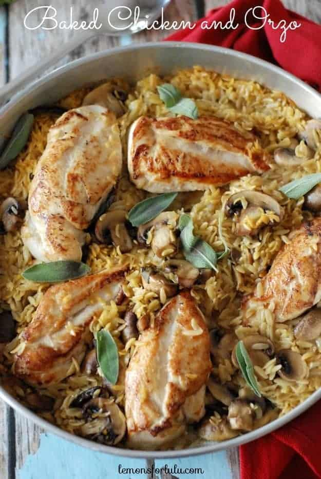 Baked-Chicken-and-Orzo-1