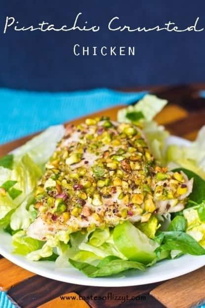 Pistachio-Crusted-Chicken-I-Tastes-of-Lizzy-T-I-Paleo-Grain-free-Gluten-free-Dairy-free-Sugar-free