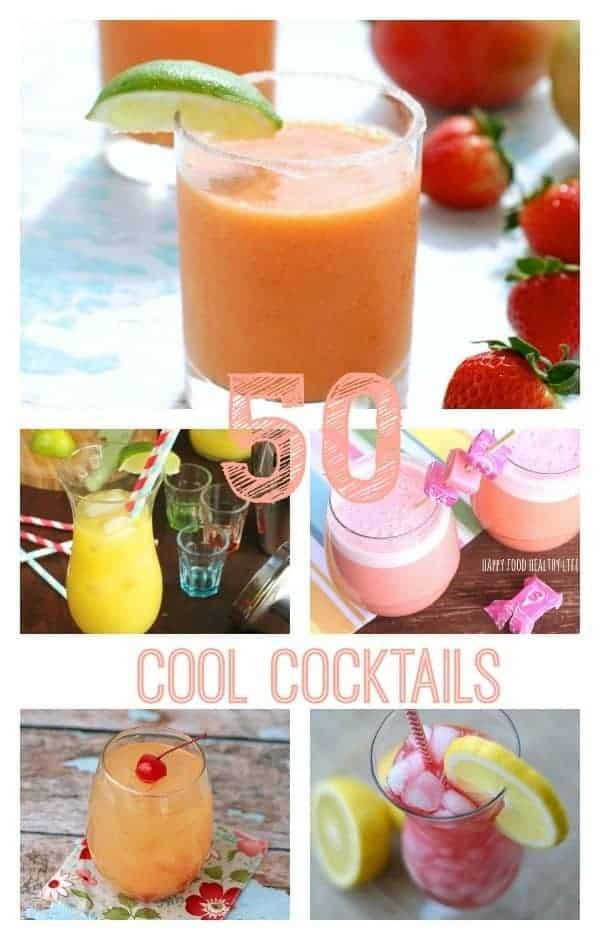 50 Cool Cocktails for Summer!