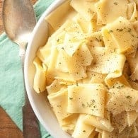 Amish Egg Noodles - our family's fav