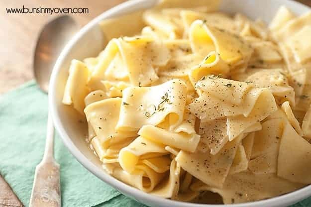 amish egg noodles recipe