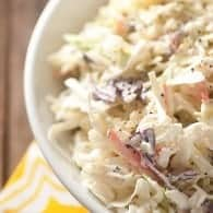 lemon pepper cole slaw recipe
