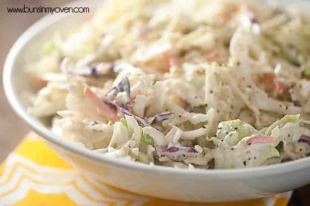 lemon pepper coleslaw recipe