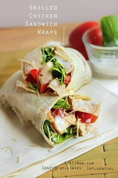 Grilled-Chicken-Sandwich-Wraps-e1408382799459