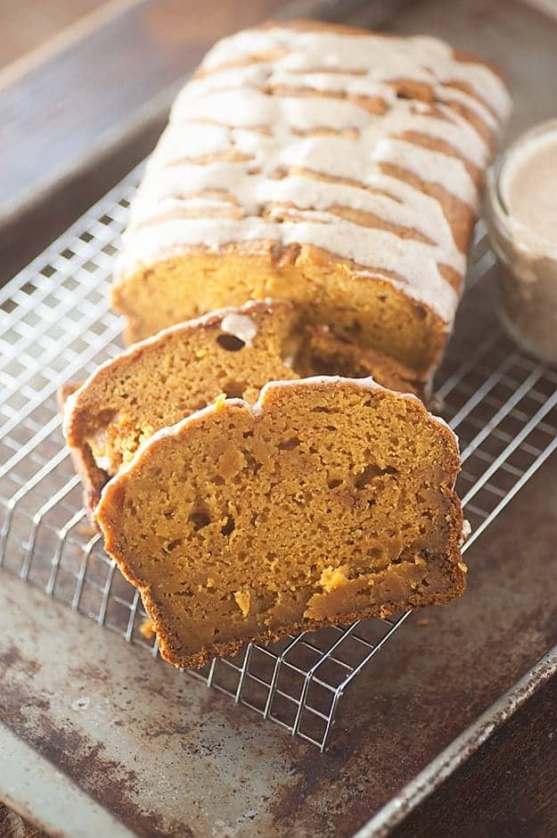 best fudgy pumpkin bread recipe