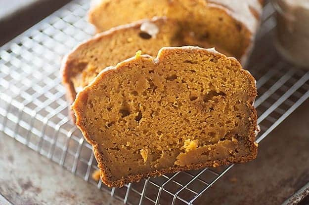 rich fudgy pumpkin bread recipe