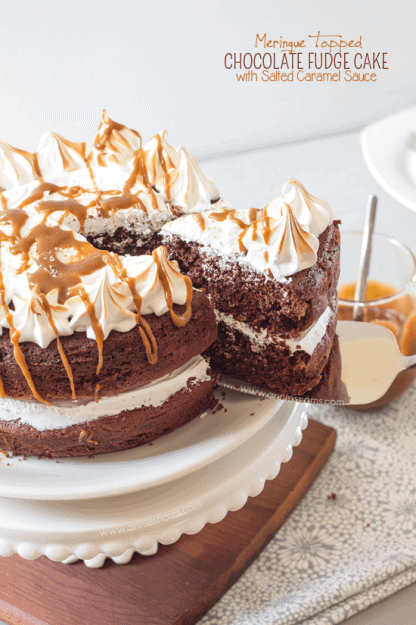Meringue-Topped-Chocolate-Fudge-Cake-19