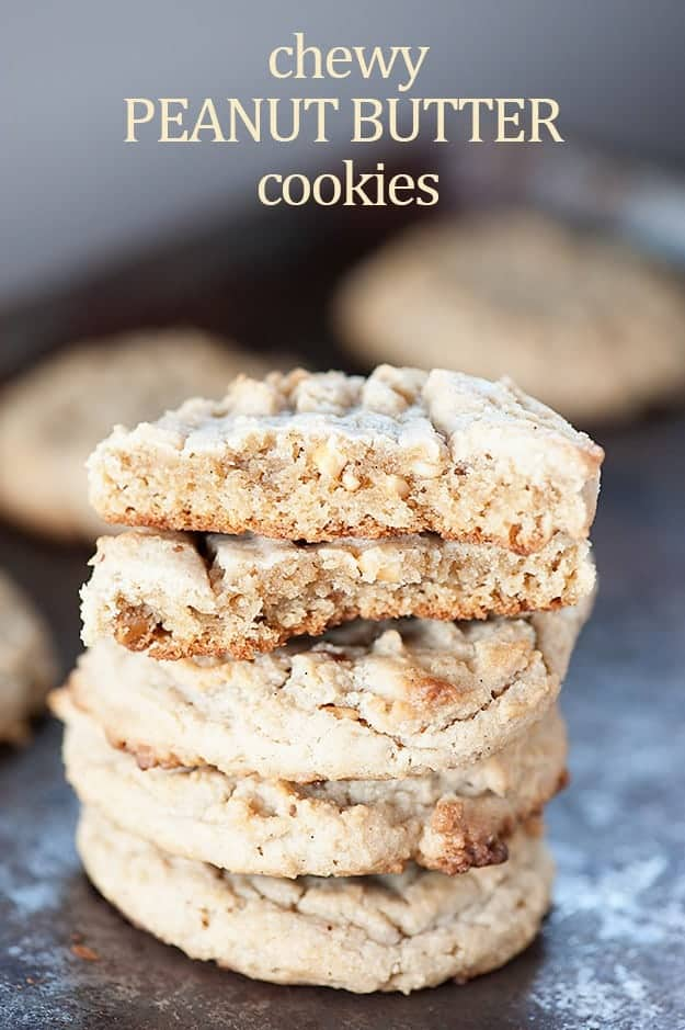 Jif Irresistible Peanut Butter Cookies Buns In My Oven