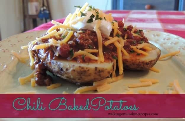 chili baked potatoes promo