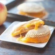 grilled cheese apple pie sandwich