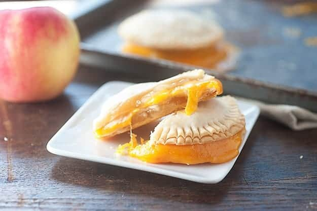 grilled cheese apple pie sandwich