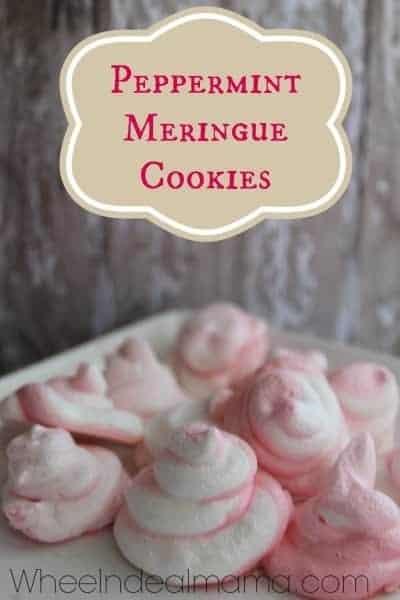 peppermint-meringue-cookies
