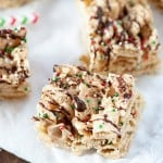 Christmas Cereal Bars