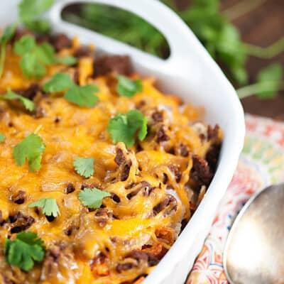 nacho casserole recipe with doritos