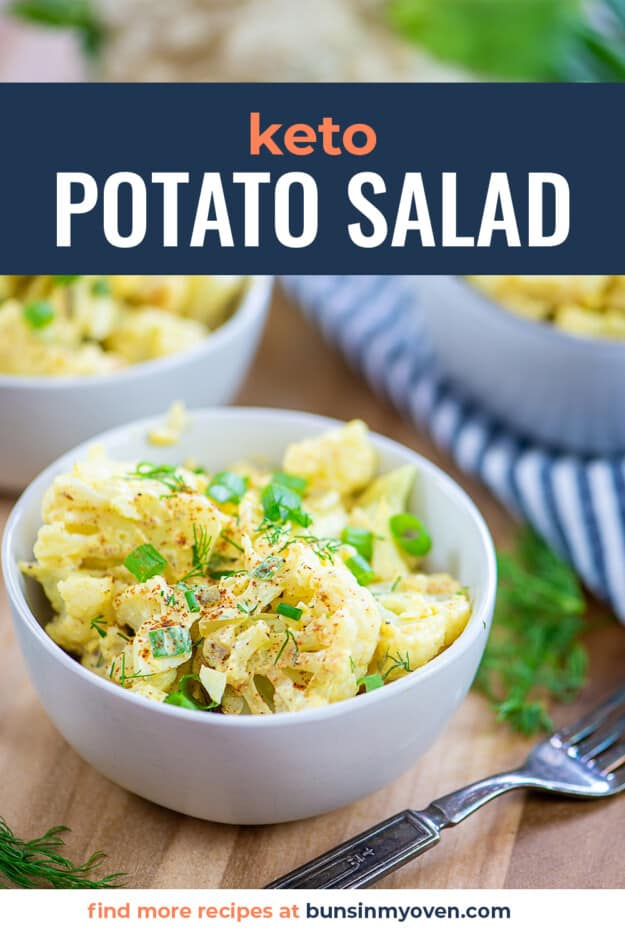 potato salad in bowl.