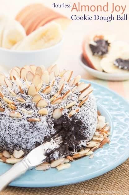 Flourless-Almond-Joy-Cookie-Dough-Ball-recipe-0845-title
