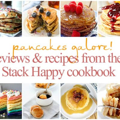 Reviews and recipes from Stack Happy cookbook
