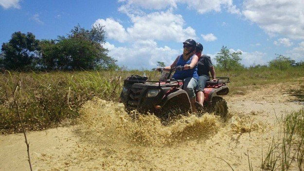 atv tour in puerto plata