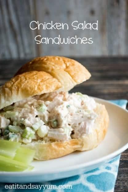 Chicken-Salad-Sandwiches-on-Croissants-