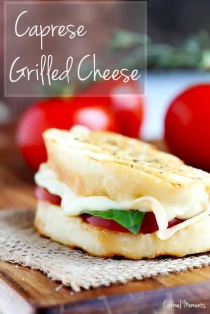 Favorite-Caprese-Grilled-Cheese