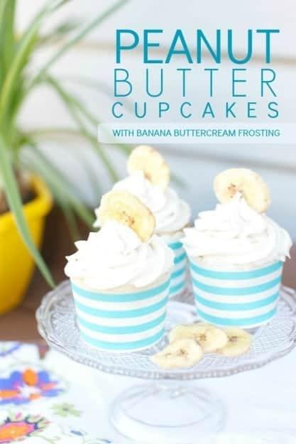 peanut-butter-banana-cupcakes