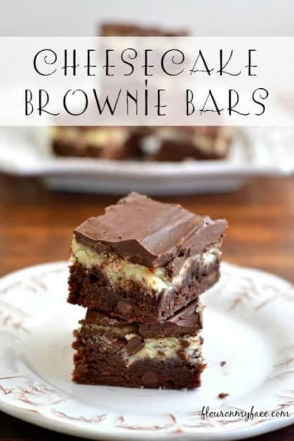 Cheesecake-Brownie-Bars