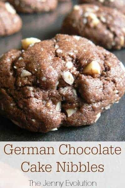 Germancakechocolatecookierecipe