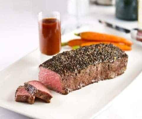 Peppered-Steak