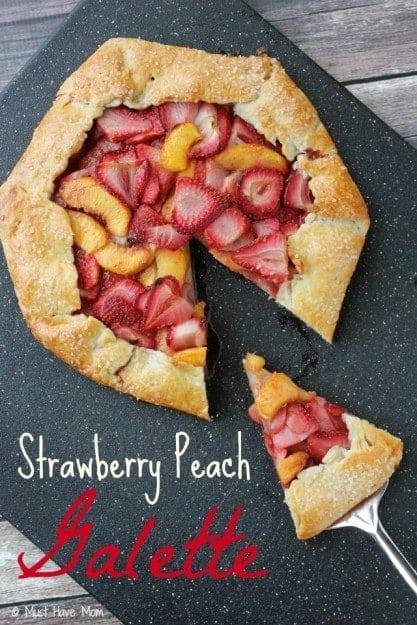 Strawberry-Peach-Galette-Recipe