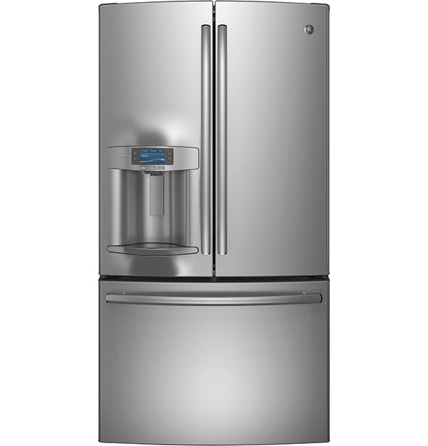 My review of the GE Profile French Door Refrigerator!