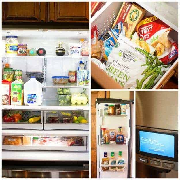 My review of the GE Profile French Door Refrigerator