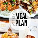 Easy and creative meal plan!