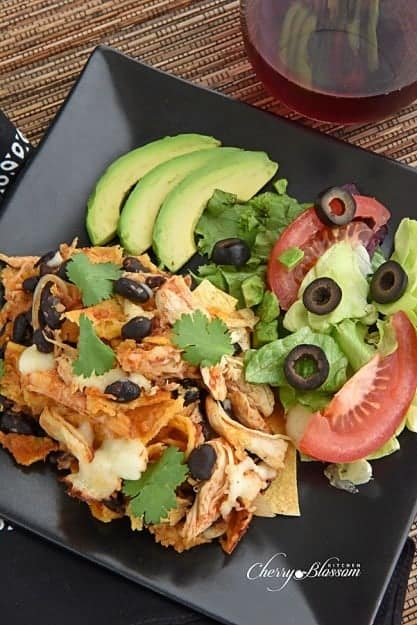 Cherry-Blossom-Kitchen-Chilaquiles-with-Chicken-and-Black-Beans-1-1