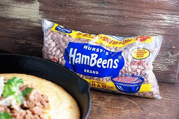 Hurst's HamBeens recipe