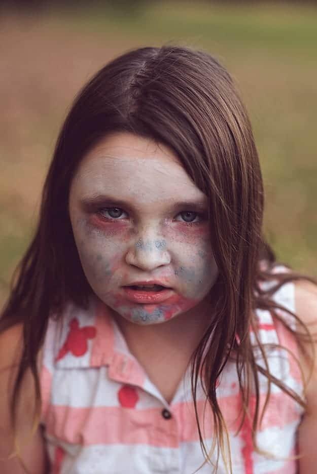 Halloween zombie pictures!