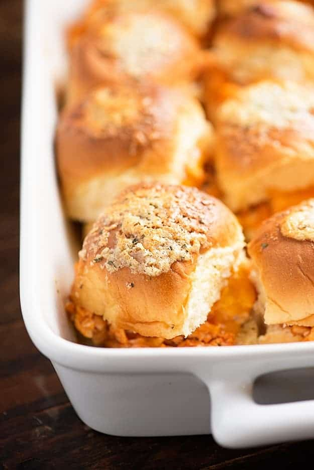 Buns In My Oven Buffalo Chicken Sliders Buns In My Oven