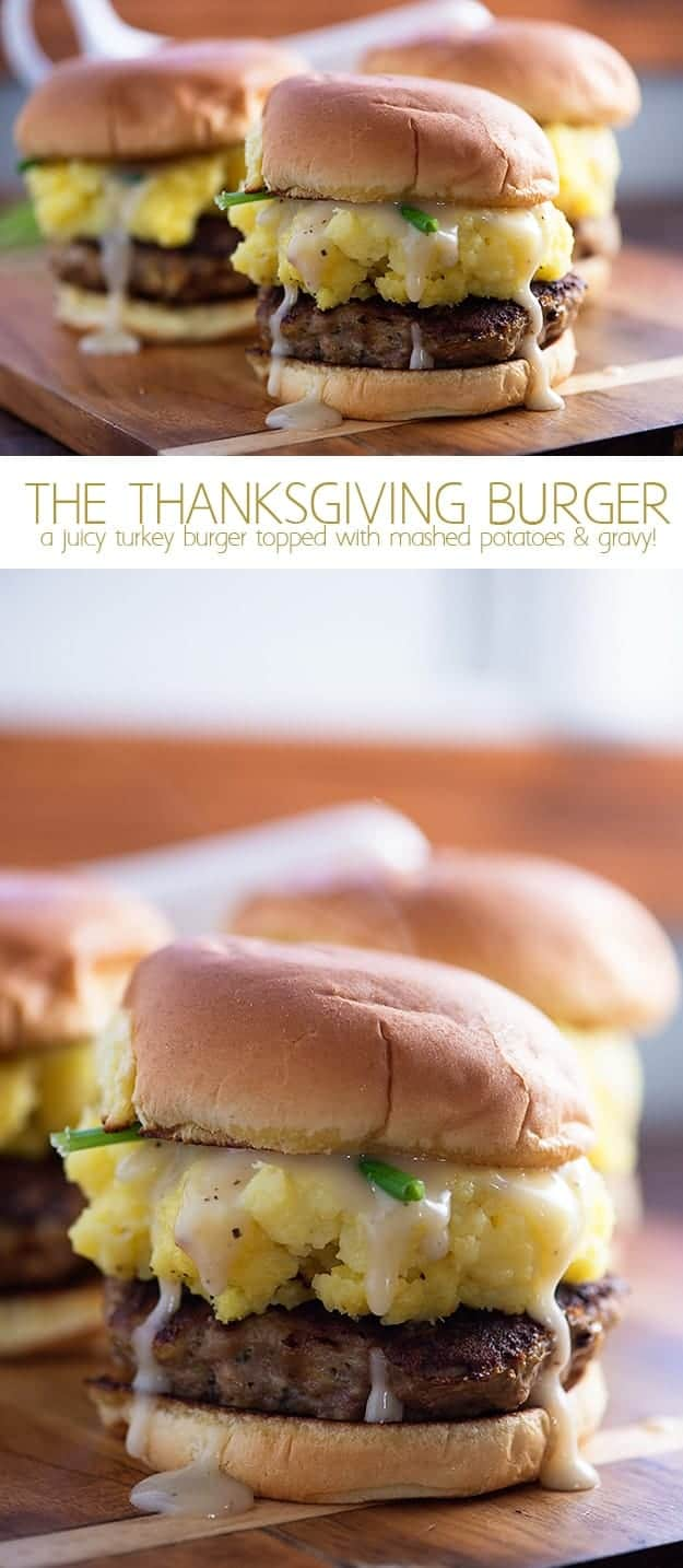 The Thanksgiving Burger Buns In My Oven