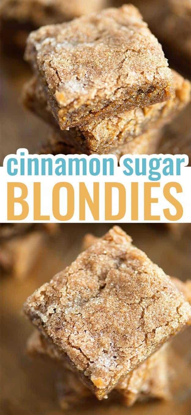 blondies photo collage