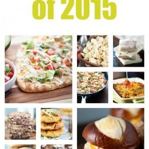 The most popular reader favorite recipes of 2015!