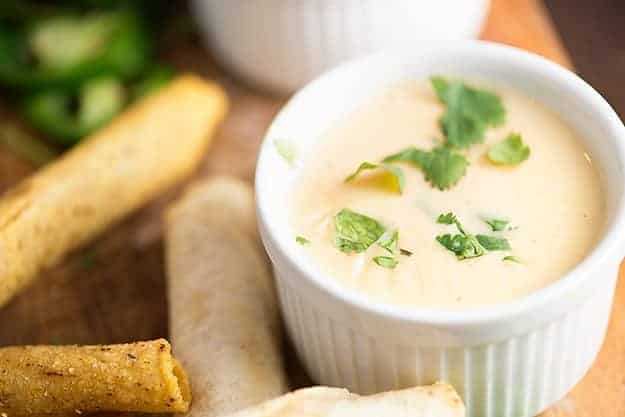 Easy Queso Dip Recipe — Dishmaps