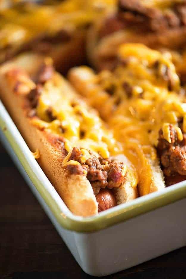 Hot dog resepti