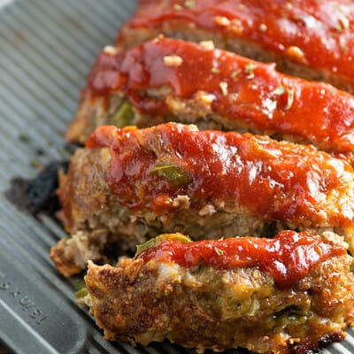Turkey Meatloaf Recipe Moist And Juicy Healthy Turkey Meatloaf