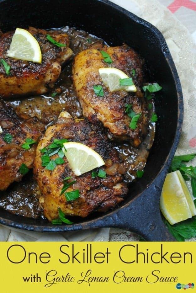 One-Skillet-Chicken-with-Garlic-Lemon-Cream-Sauce-banner-2