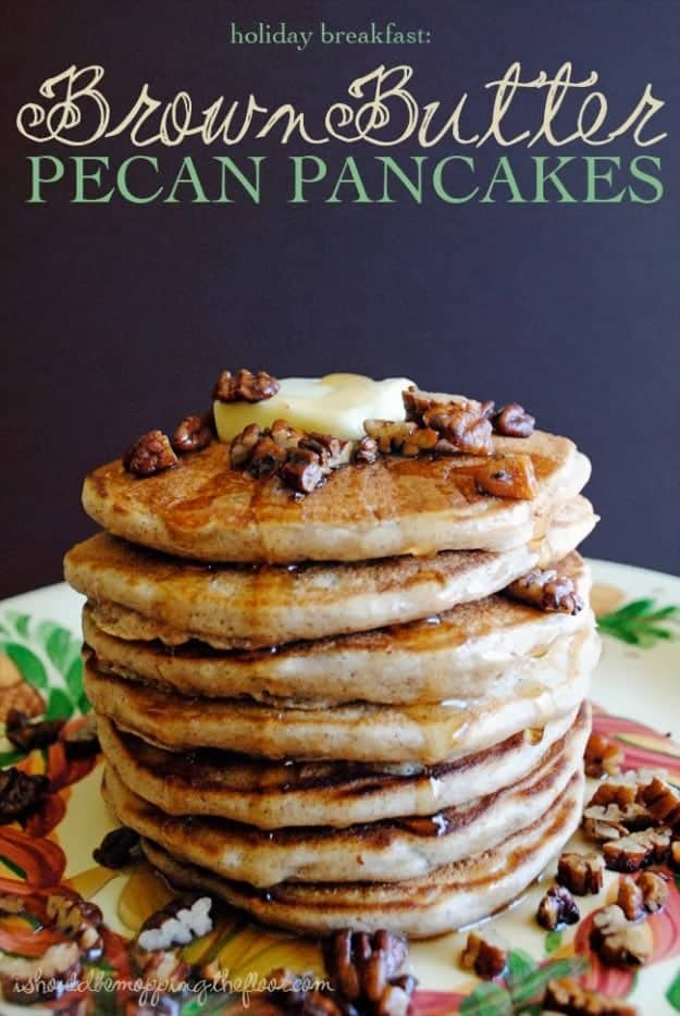 brown_butter_pancakes3 #shop