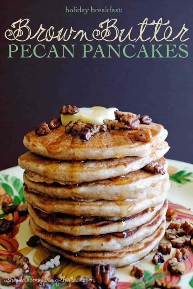 brown_butter_pancakes3 #shop