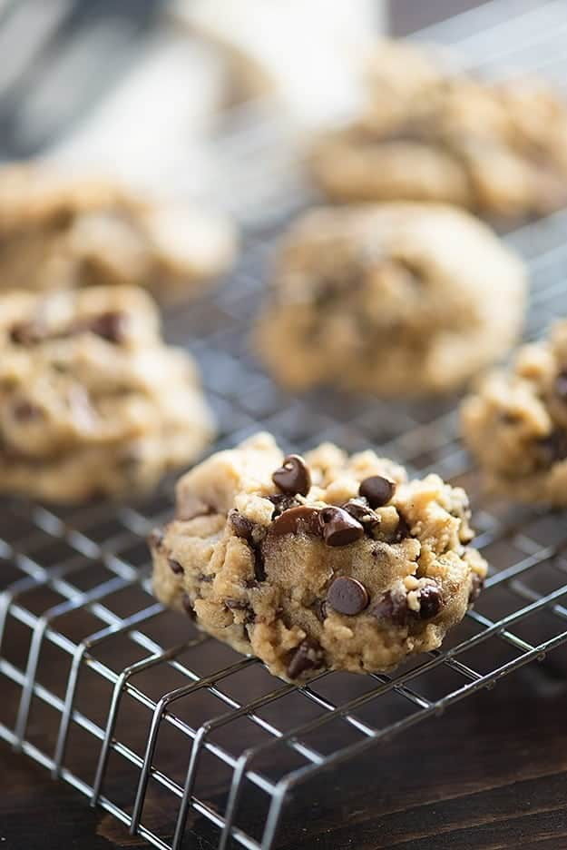 how to make oatmeal peanut butter chocolate chip cookies